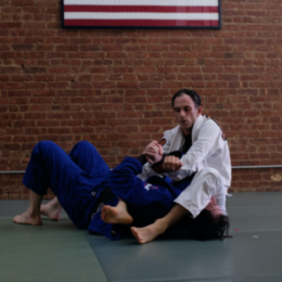Jiu-Jitsu Foundations